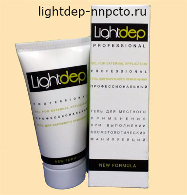Гель Lightdep Professional купить, 30 мл